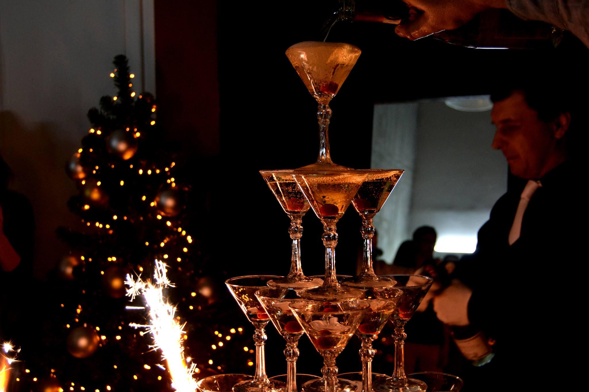 Новый год в креативном агентстве СОЛЬ
